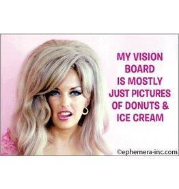 Ephemera Board Vision Magnet