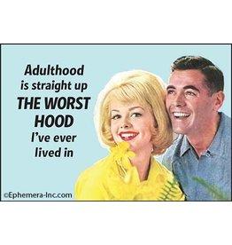 Ephemera Magnet- Adulthood