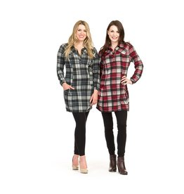 Papillon Kate Plaid Dress (More Colours)