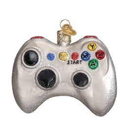 Old World Christmas Video Game Controller Ornament