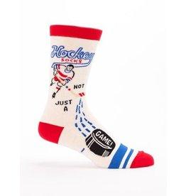 Blue Q Men's Socks-Hockey
