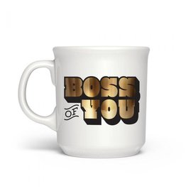 Fred Mug-Boss of You