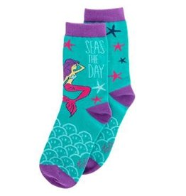 Karma Socks- Mermaid