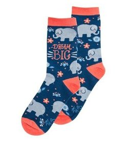 Karma Socks- Elephant
