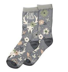 Karma Socks- Deer
