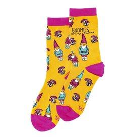 Wit Socks- Gnome