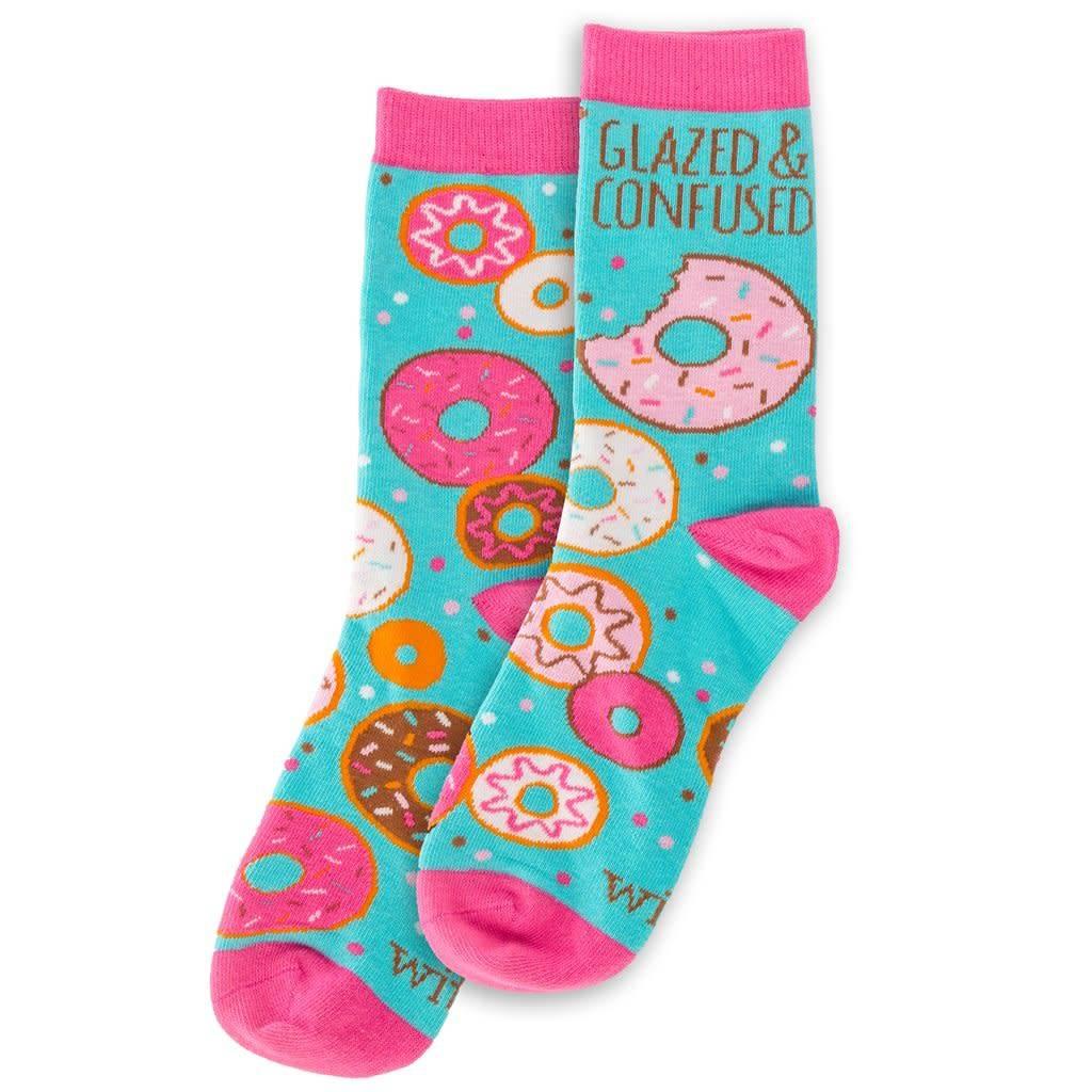 Wit Socks- Doughnut