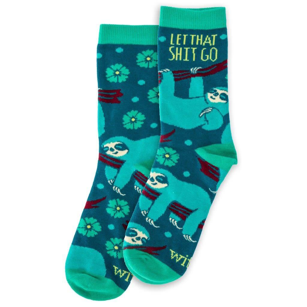 Wit Socks- Sloths