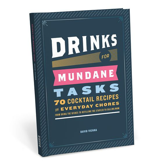 Knock Knock Drinks for Mundane Tasks