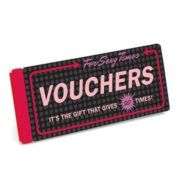 Knock Knock Sexy Times Vouchers