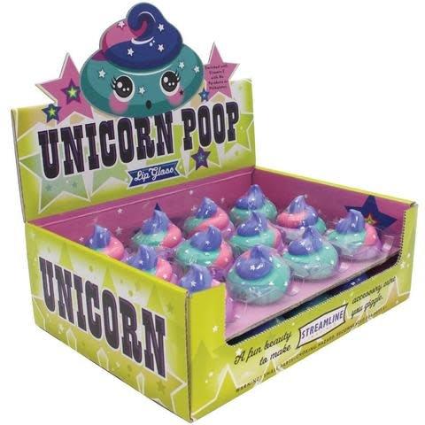 Streamline Unicorn Poop Lip Gloss