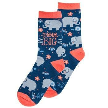 Karma Socks- Elephant