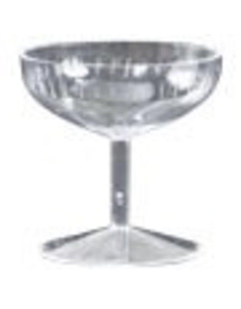 PFEIL & HOLING MINI CHAMPAGNE GLASS - CLEAR 2''  BOX 72 CT