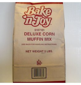 DELUXE CORN MUFFIN MIX 5 LB