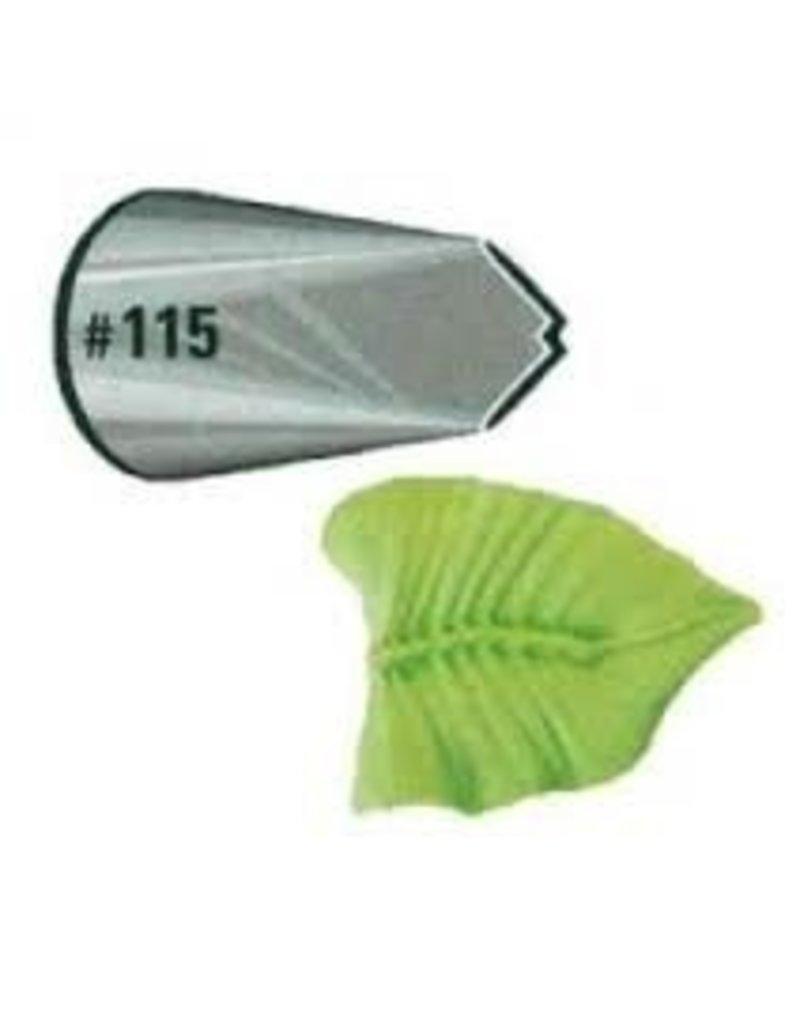 ATECO #115 LARGE LEAF TIP
