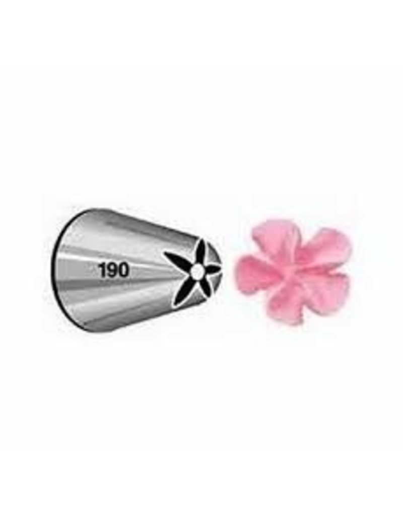 ATECO #190 MEDIUM DROP FLOWER TIP