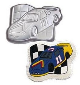 WILTON ENTERPRISES RACE CAR CAKE PAN