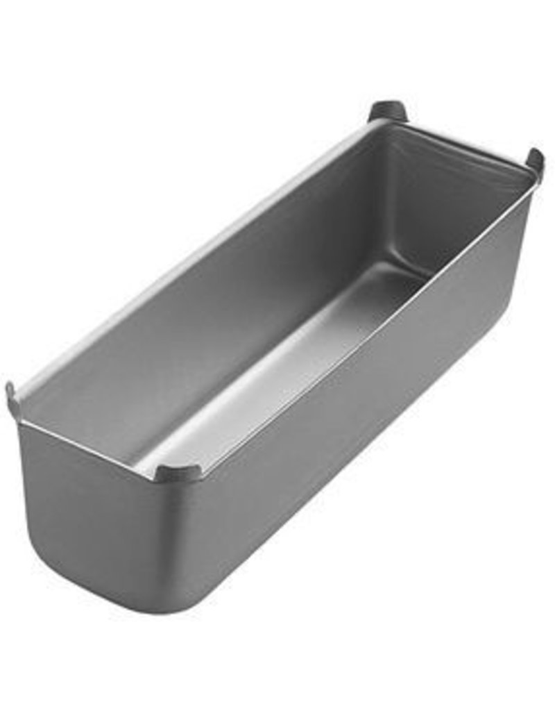 WILTON ENTERPRISES LONG LOAF PAN 16X4X4 EA