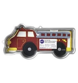 WILTON ENTERPRISES FIRE TRUCK PAN