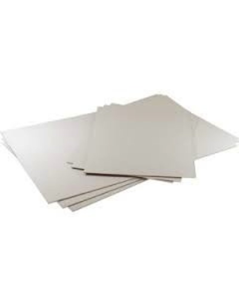 PACKAGING & MORE QTR SHEET 14 X 10'' WHITE BOARD EA