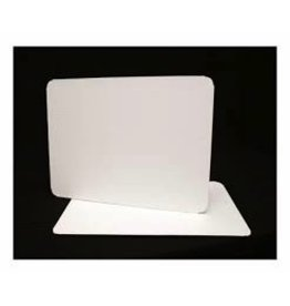 PACKAGING & MORE HALF SHEET 19 X 14'' WHIT BOARD EA