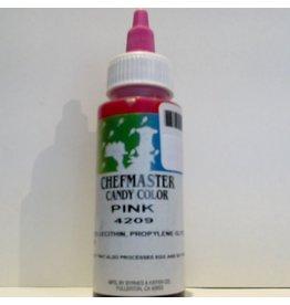 CHEFMASTER CANDY COLOR PINK 2.2 OZ