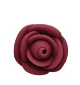 PFEIL & HOLING SMALL BURGUNDY ROSES 1 1/8'' BOX 120 CT