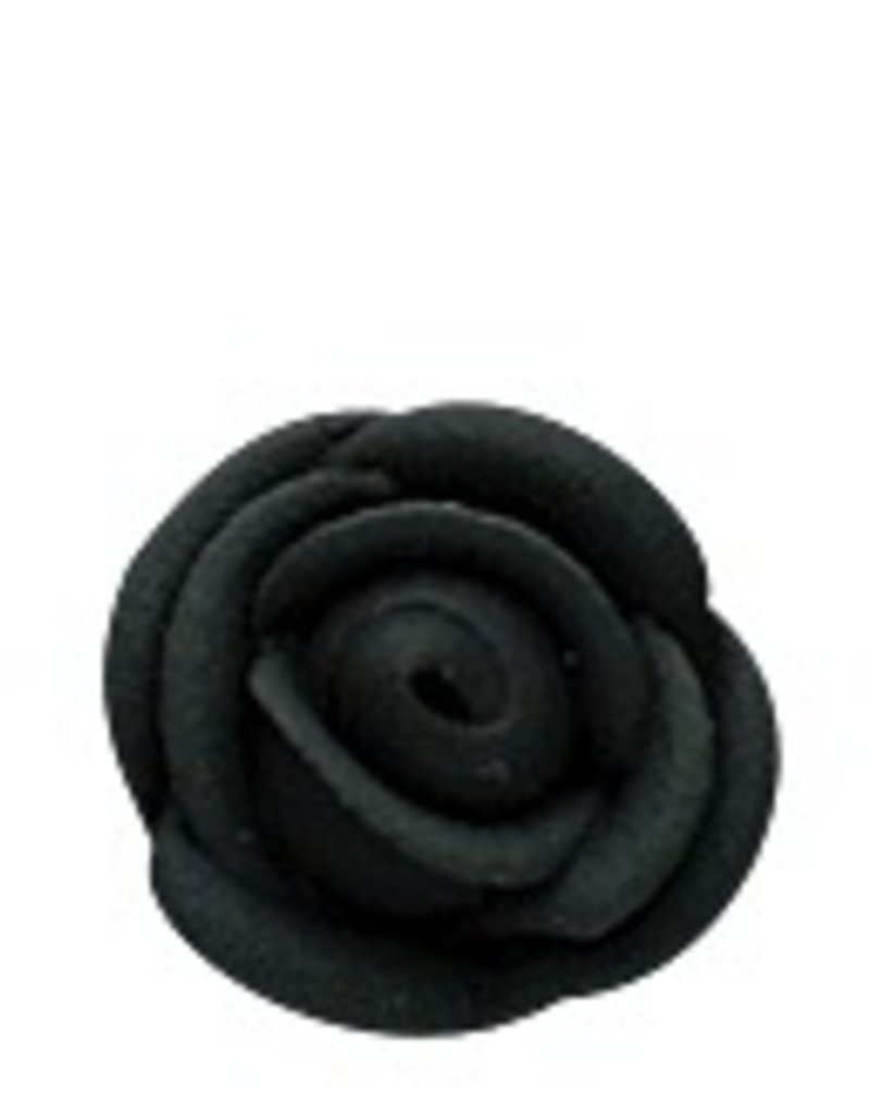 PFEIL & HOLING SMALL BLACK ROSES 1 1/8'' BOX 120 CT