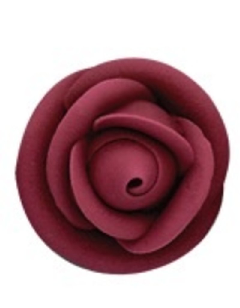 PFEIL & HOLING MEDIUM BURGUNDY ROSES 1 1/4'' BOX 90 CT