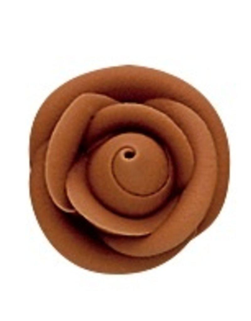 PFEIL & HOLING MEDIUM CHOCOLATE BROWN ROSES 1 1/4'' BOX 90 CT