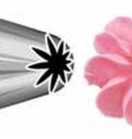 WILTON ENTERPRISES #2C LARGE DROP FLOWER TIP