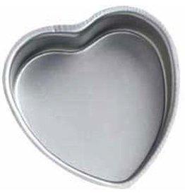 WILTON ENTERPRISES 8 X 2'' HEART DEC PREF PAN