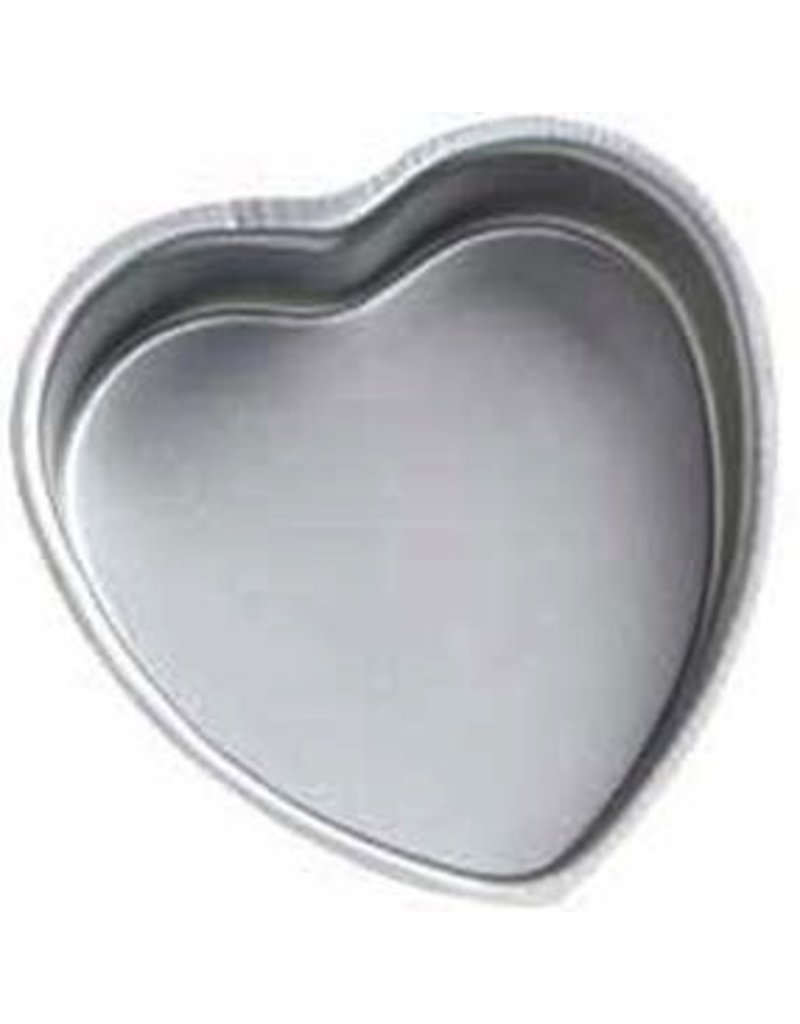 WILTON ENTERPRISES 8 X 2'' HEART DEC PREF PAN