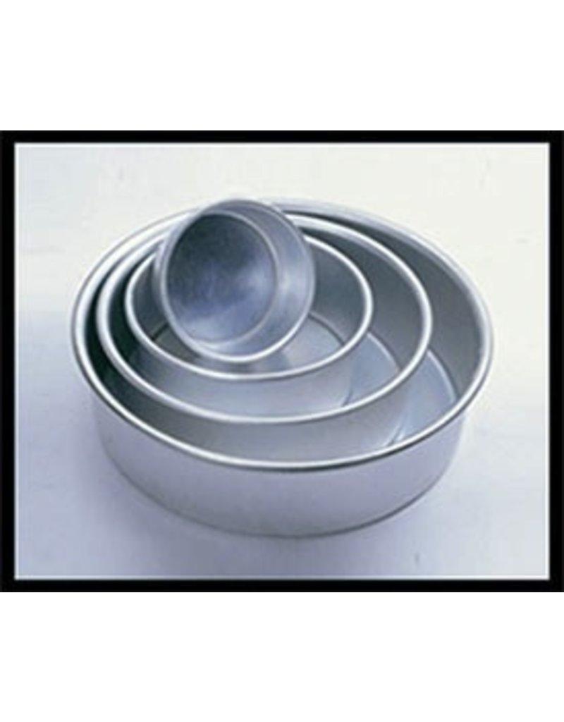 PFEIL & HOLING 4 X 3 RND ALUMINUM PAN