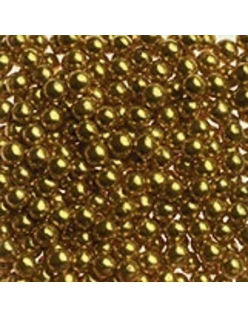 PFEIL & HOLING #2 GOLD DRAGEES 5MM JAR 1 LB