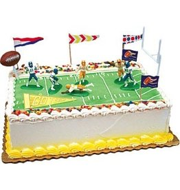 PFEIL & HOLING TOUCHDOWN! FOOTBALL CAKE KIT EA