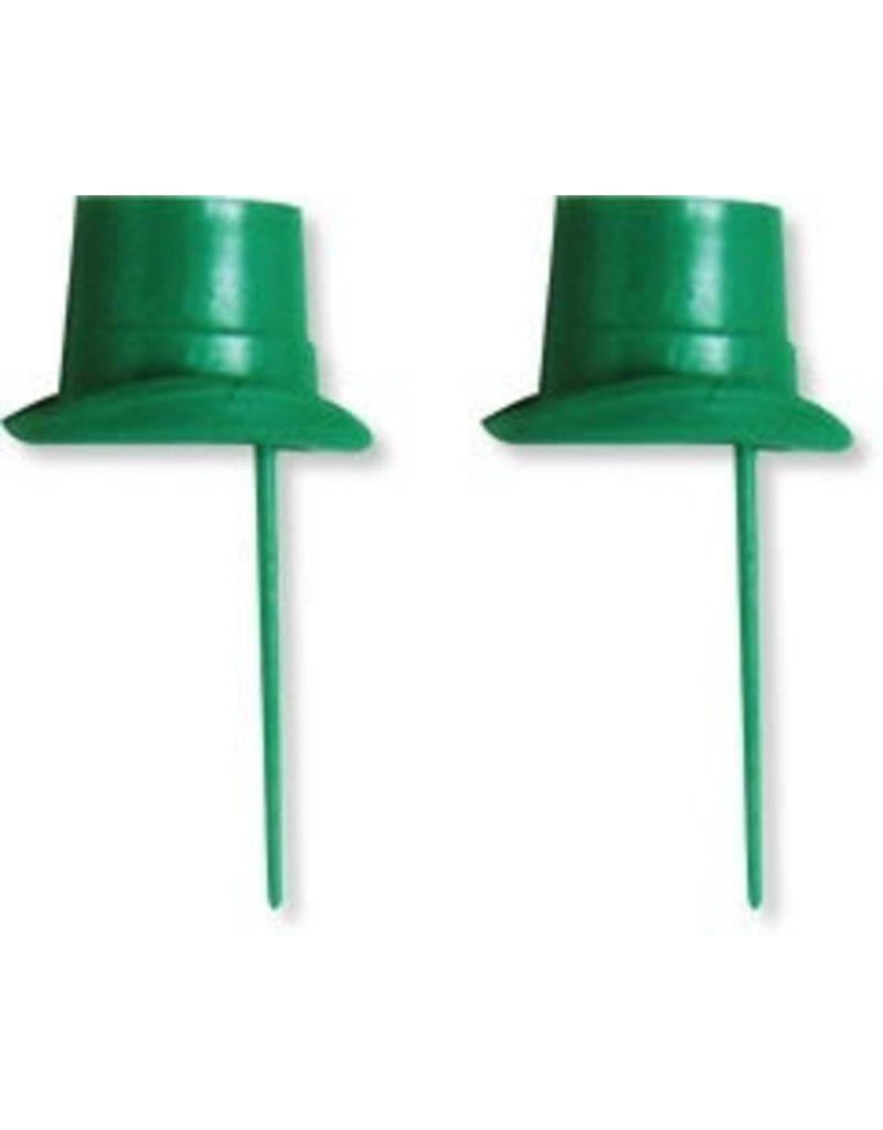 """PFEIL & HOLING IRISH HAT PICKS 3"""" BOX 72 CT"""