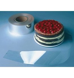 "PFEIL & HOLING CAKE COLLAR ROLL CLEAR 3"" X 500'"