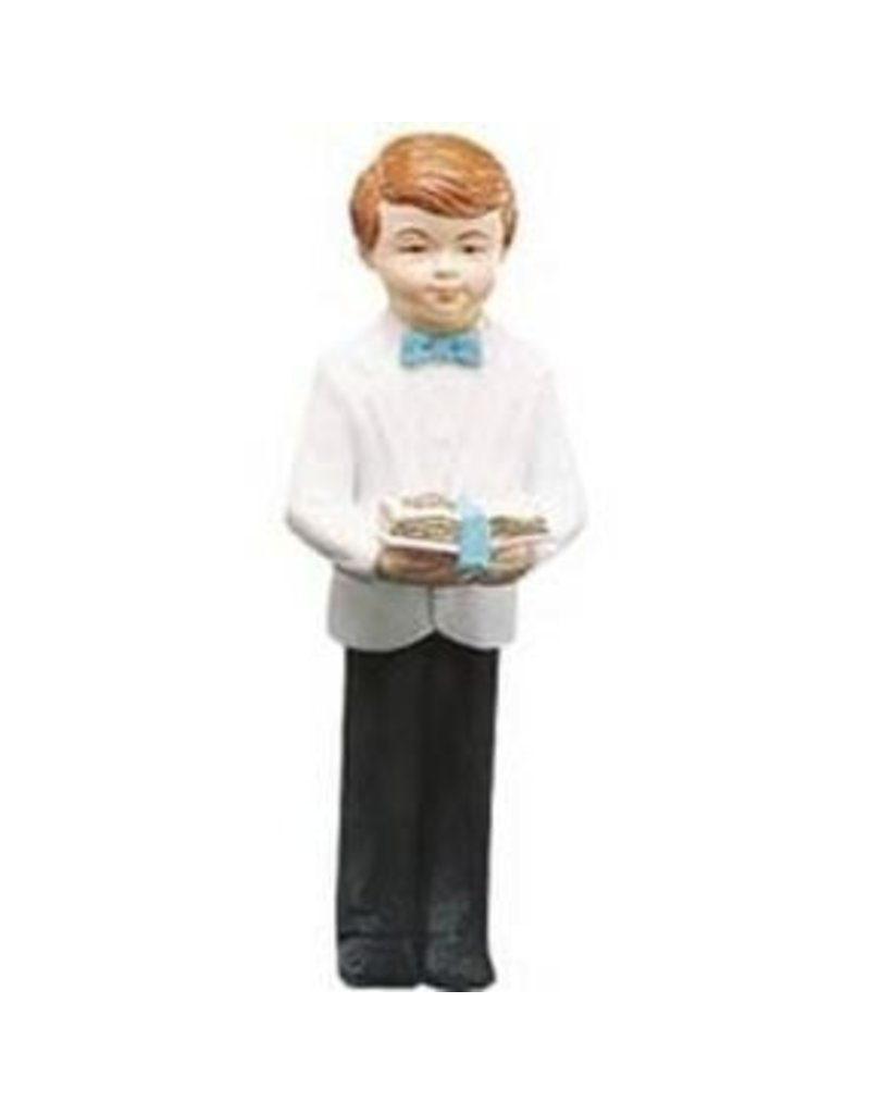 WILTON ENTERPRISES COMMINION BOY EA