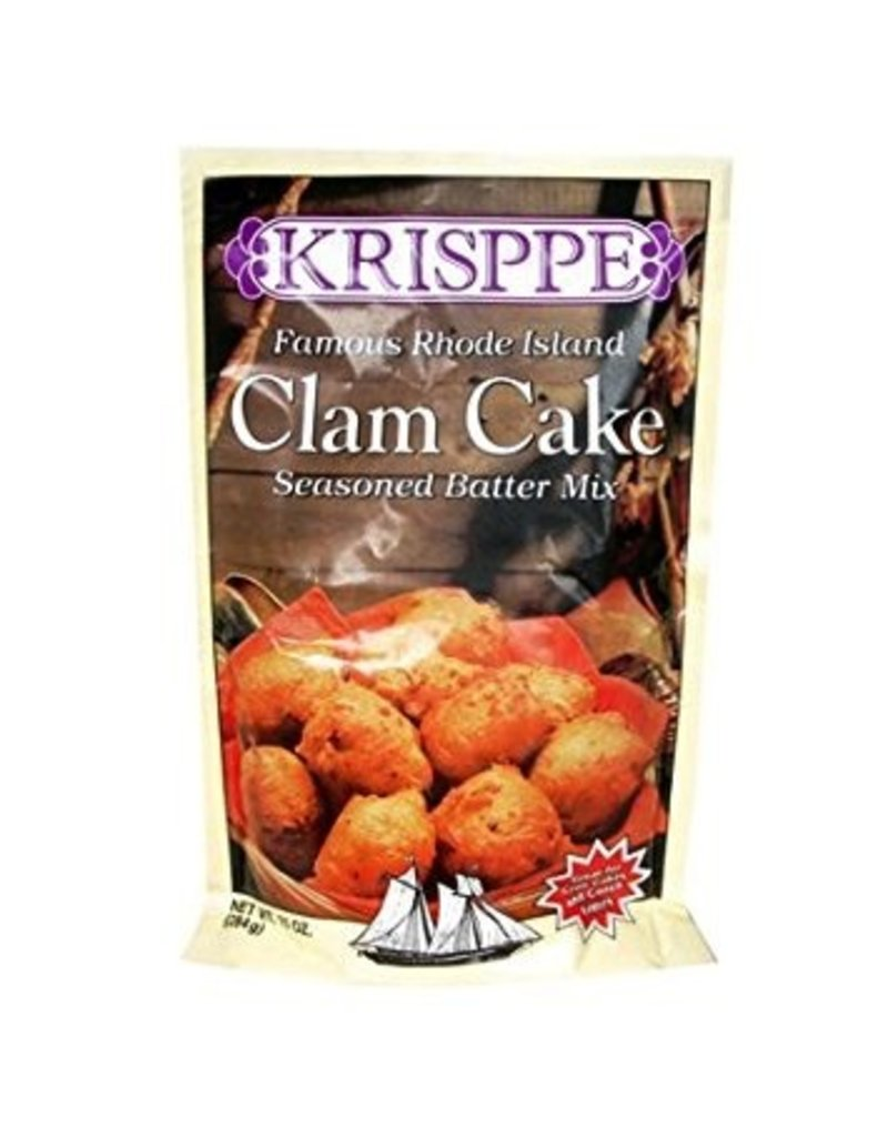 APPLE SPECIALTIES CLAM CAKE BATTER MIX CS 9/10OZ
