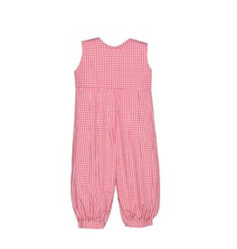 Remember Nguyen Red Bubble Romper