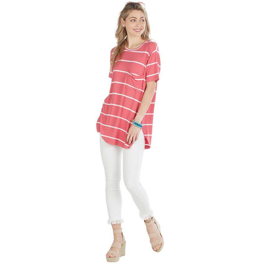 Mud Pie Rae Jersey Top