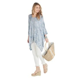 Mud Pie Lindy Tunic Tie Dye