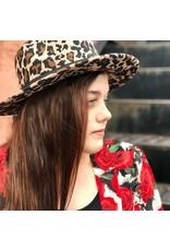 Crazy Train Wild Bill Leopard hat