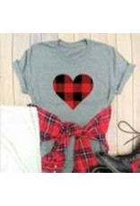 Top Crate Heart Graphic Tee