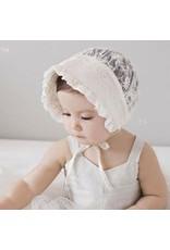 Elsa Bella Baby Lucy lace baby bonnet