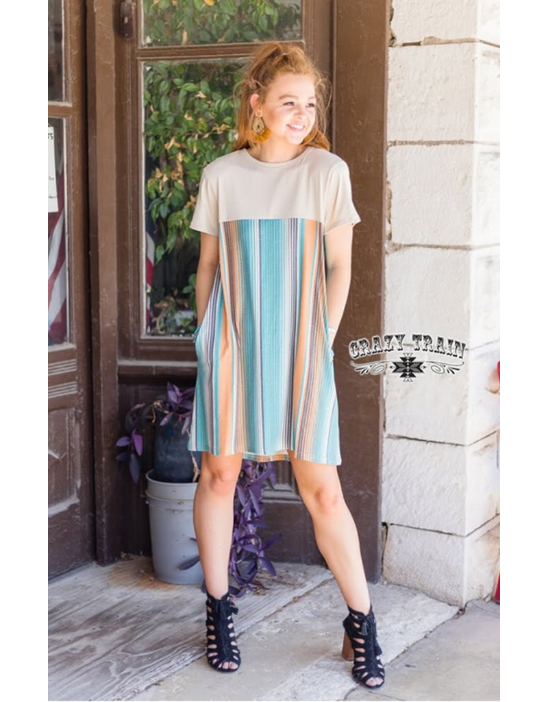 Crazy Train Classy Cantina Dress