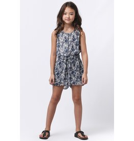 For All Seasons Floral Spring Romper
