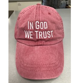 KB Baseball hats with sayings