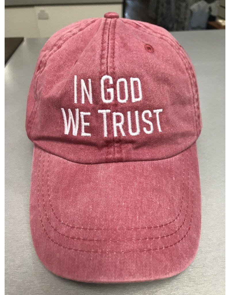 KB Baseball hats with sayings
